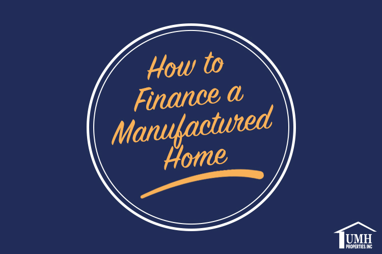 How+to+Finance+A+Manufactured+Home